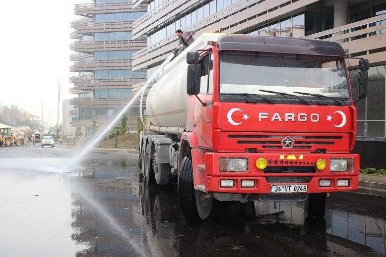 Tanker Su